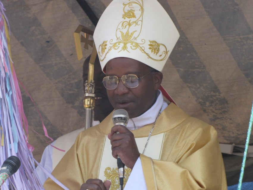 Mgr Gervais BANSHIMIYUBUSA, Evêque de Ngozi (Burundi)