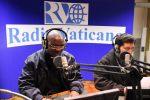 A la radio Vatican, Avril 2013