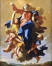 Assomption de la Ste Vierge Marie