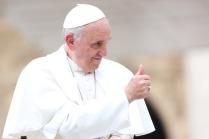 Pape François (Crédit photo : Franco Origlia/Getty Images)