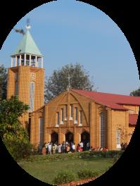 Ici, données sur le Diocèse de Ngozi