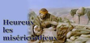 Heureux les miséricordieux