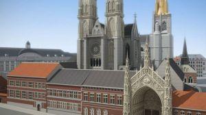 Cathédrale Notre Dame & Saint Lambert de Liège