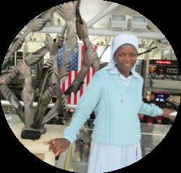 Sister FIdes NIJIMBERE (Bene Mariya)