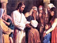 Jesus is Healing