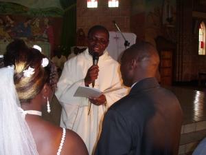 Mariage Vénérande et Bonnaventure