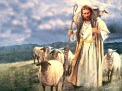 Jésus, le Bon Pasteur