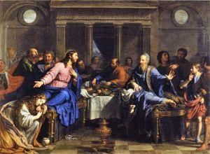 Jésus chez Simon le Pharisien
