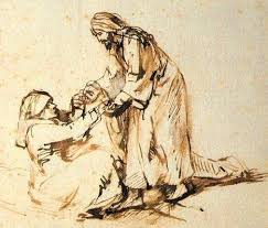 Jesus chez Simon